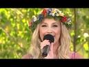 Jessica Andersson Himlen Är Oskyldigt Blå Live Läckö Slott 2009
