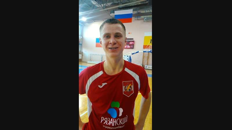 Алексей Петухов о сегодняшней победе