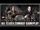 Lost Ark All Classes Combat Gameplay Trailers - Final CBT