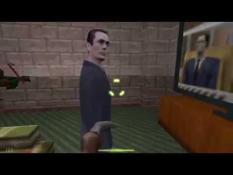 [Прохождение] Half-Life 1 Decay [10 - Ксен Атакует] [RUS]