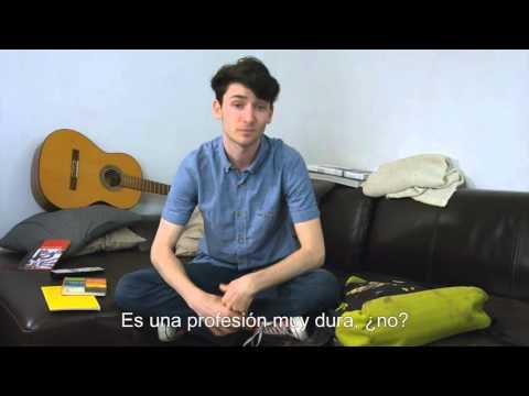 Diverso 2 U3 / Diverso Básico U12 / Voces 1 U8 – ¿A qué quieres dedicarte? - Subtitulado