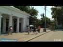 Севастополь, Артбухта, пляж Хрустальный, Приморский бульвар парк, наш видеообзор, 30.08.18