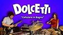 Cellulare in bagno - DOLCETTI - Studio Live (Official Video)