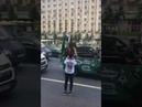 Где-то в Москве медведь дует в VUVUZELA и приветствует болельщиков из разных стран. ЧМ