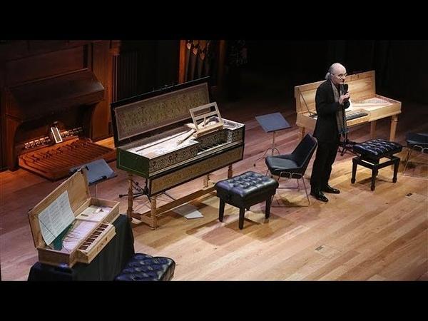Rarezas instrumentales: Virginal y clavicordio
