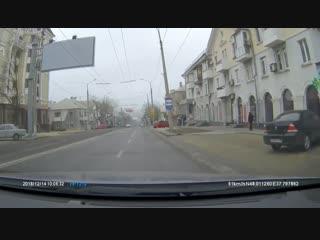 Донецк. ДТП, пересечение Розы Люксембург и Богдана Хмельеицкого