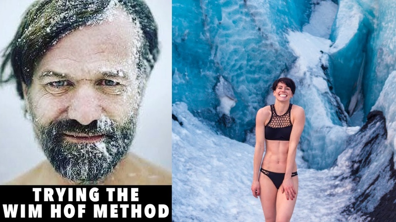 I tried the Wim Hof Breathing Cold Therapy Method for 7 Days | Sorelle Amore