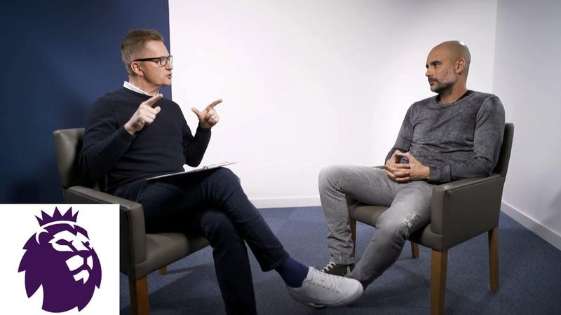 Inside the Mind with Arlo White Man Citys Pep Guardiola | Premier League | NBC Sports