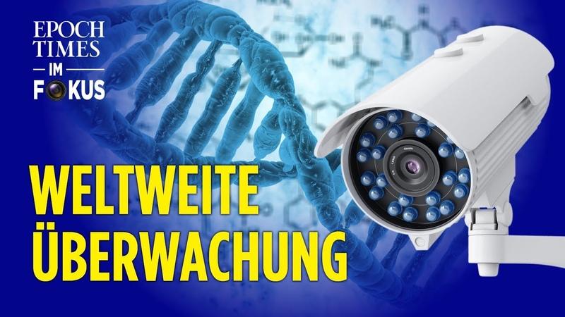 Chinas Machenschaften, um eine globale DNA-Datenbank aufzubauen | ET im Fokus