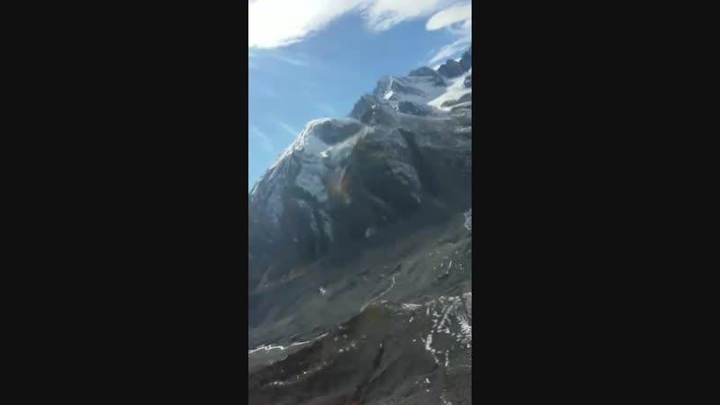 восточно-казахстанская область Алтайские горы вершина Белуха