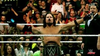 AJ Styles vs Shinsuke Nakamura Highlights Money in The Bank 2018