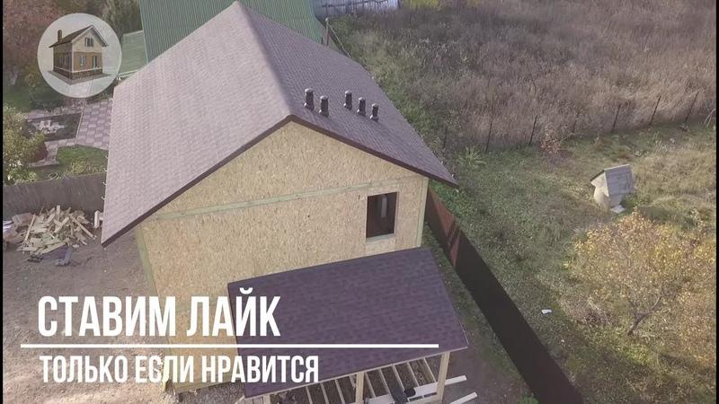 Дом из сип панелей, 112м2, Солнечногорск