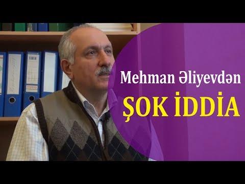 Hakimiyyət Əli İnsanovla danışıqlar aparır - Mehman Əliyevdən ŞOK iddia