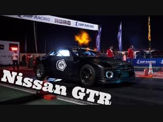 Nissan GTR R35 2000 сил. Тюнинг по-русски с Олегом Крохиным
