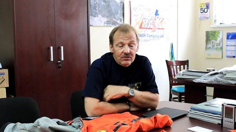 О тестировании снаряжения в Антарктиде с Виктором Бобком
