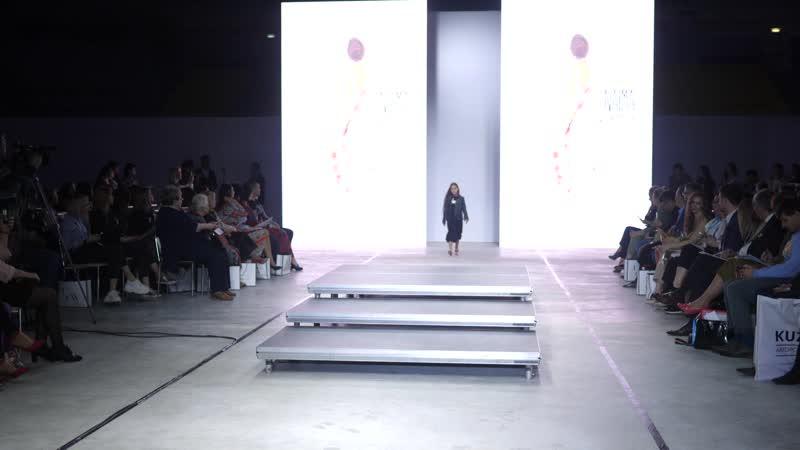 Ulyanovsk fashion week 2019 Наима Резванова