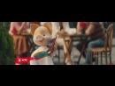Реклама МТС с героями «Спокойной ночи малыши» - Хрюша сгорел