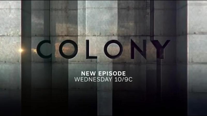 Трейлер к сериалу COLONY (Колония) с актером Josh Holloway