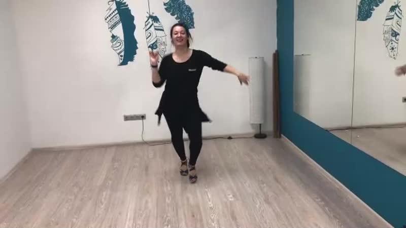 Сальса румба Lady's style Zoom Zoom dance studio Дарья Сони