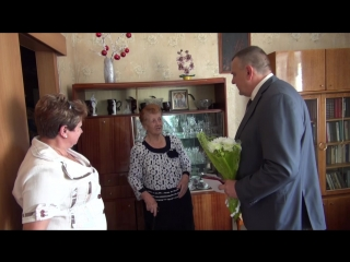 Накануне Дня освобождения Города Орла, глава города Мценска посетил Ветеранов!