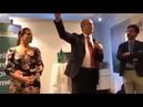 Ciro Gomes falando inglês digno de Harvard