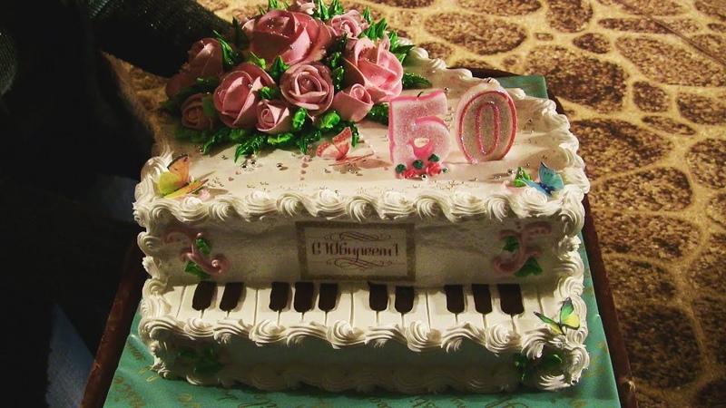 Юбилейный концерт народного хора Искра