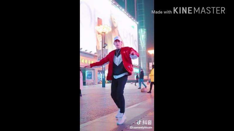 TRAI TÀU NHẢY CHẤT CÒN ĐẸP CHAI || Tik tok dance Trung Quốc