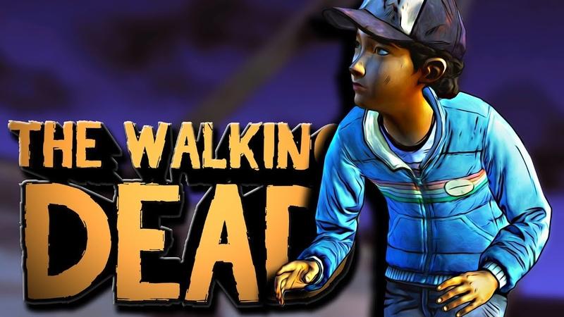 В СТИЛЕ НИНДЗЯ — The Walking Dead 2 сезон [ЭПИЗОД 3] 10