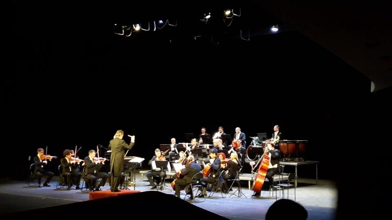 Le Phantome de l'Opera - Concert de l'orchestre symphonique de la Vienne