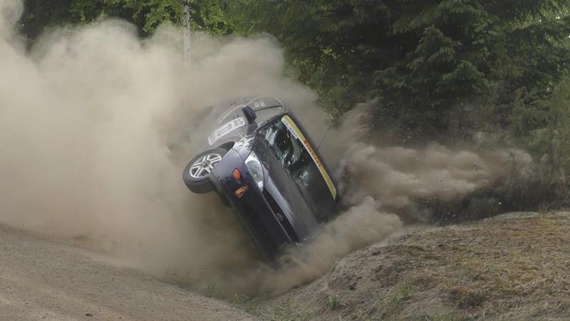 -Kaasua! 8- Finnish Rally Action 2018
