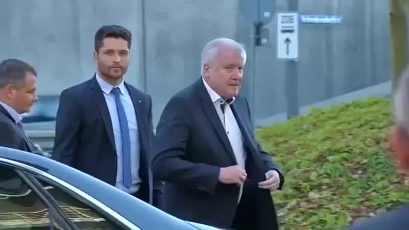 Seehofer will als CSU-Chef und Minister abtreten