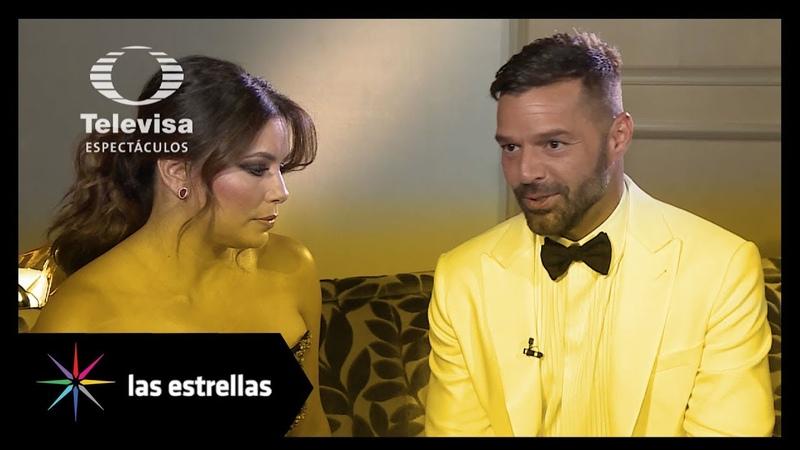 Ricky Martin y Eva Longoria gala Global Gift Foundation | Las Estrellas