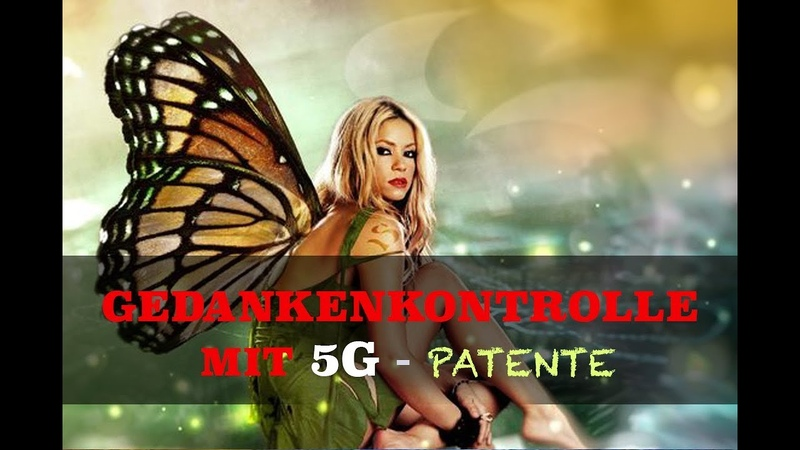 Gedankenkontrolle mit 5G Patente