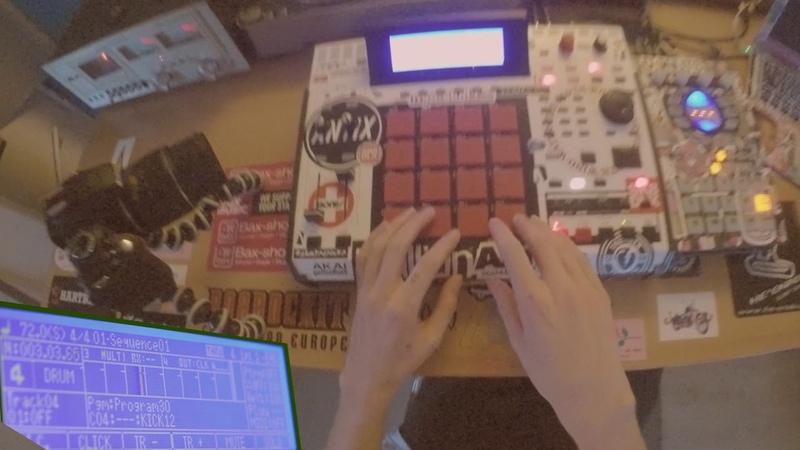 Behind the Beat || Lofi HipHop GoPro Edit || Mpc 2500