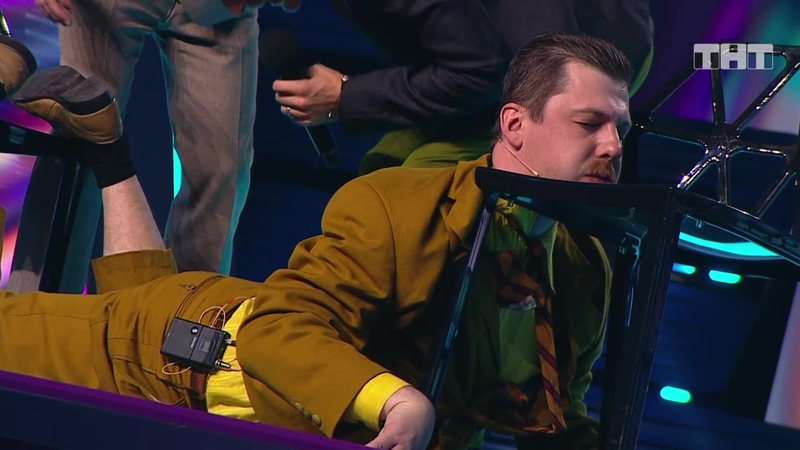 Comedy Баттл: Дуэт «Группа риска» - Классический гипноз