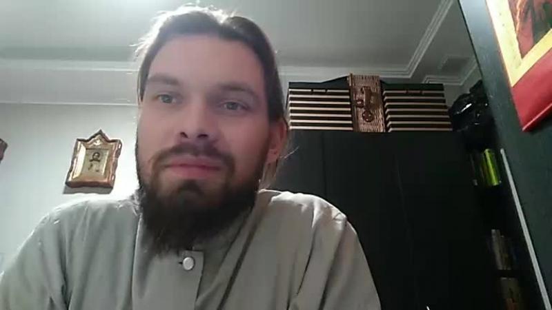 Священник Павел Коньков со всеми обо всём 1