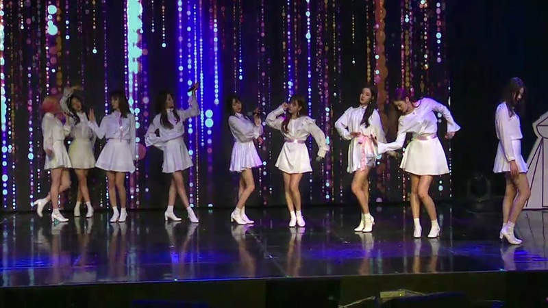 DIA(다이아) Mannequin(마네킹) Showcase Stage (YOLO, 쇼케이스, Will you Go Out With Me, 나랑 사귈래)