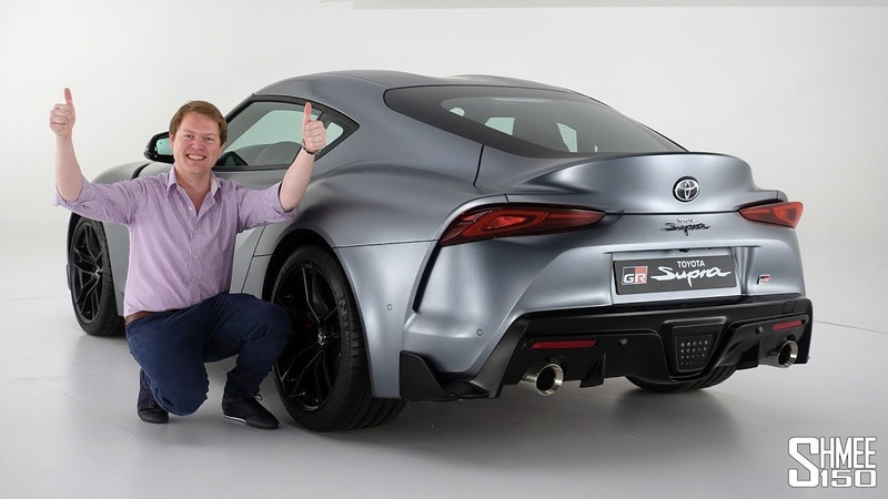 Ive BOUGHT a New Toyota GR SUPRA! | FIRST LOOK