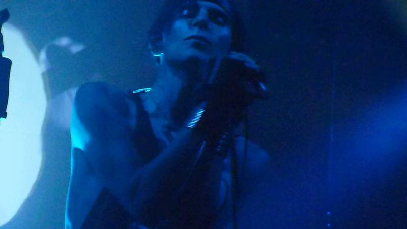 IAMX - Mercy - Live Kantine Köln - MDHTOUR2019