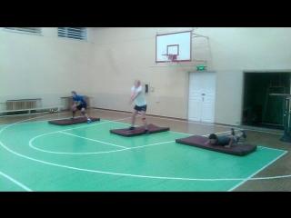 тренировка ВК