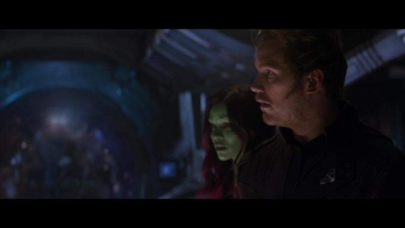 Это... Это мужик - Avengers Infinity War, 2017 (Мстители Война бесконечности)