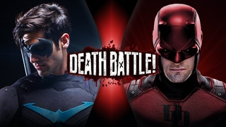 Nightwing VS Daredevil (DC VS Marvel) | DEATH BATTLE