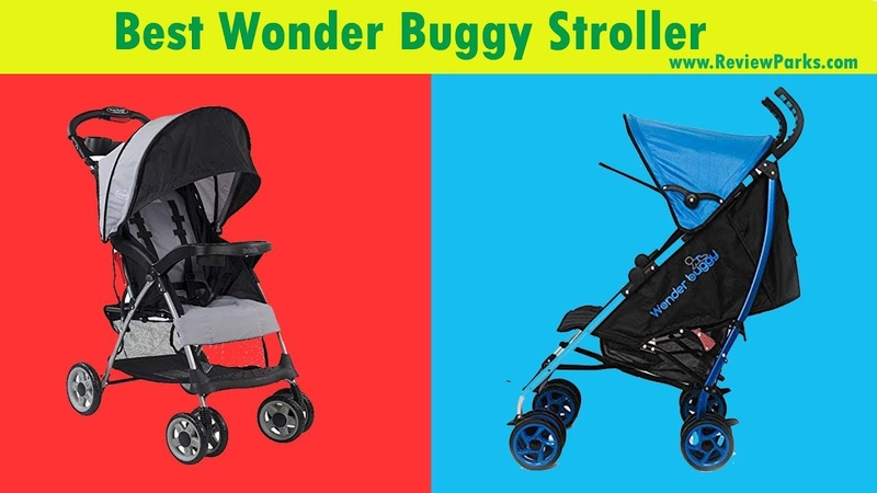 3. Wonder Buggy – Lightweight Premium Cheap Umbrella Stroller Review