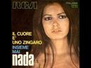 Nada Il Cuore E Uno Zingaro 마음은 집시 1971