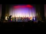 Хор Оптимисты-НИКЕЛЬ-Русская народная песня