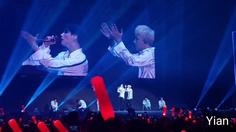 180818 iKON Continue in Seoul - Love Scenario