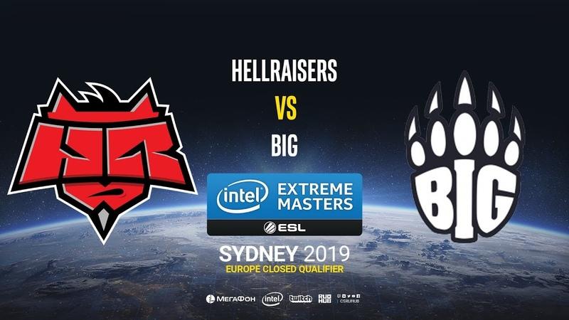 HellRaisers vs BIG - IEM Sydney 2019 Europe Closed QA - map1 - de_mirage [SSW]