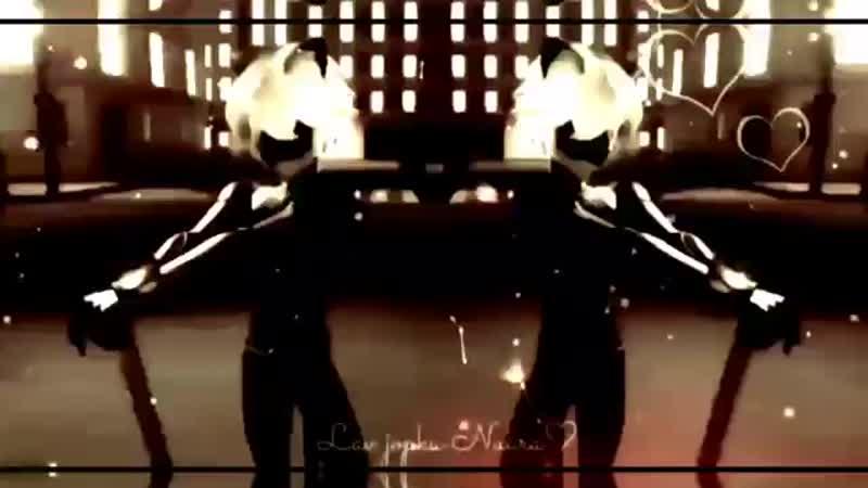 [MLB - Chat Noir♥] _ Кошечка гламур🐱💘 [Клип♫]_ [Леди Баг и Супер Кот]