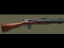 De Lisle Carbine Историческое оружие