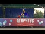 Танцы со звездами - 1 отряд (Аня+Слава)